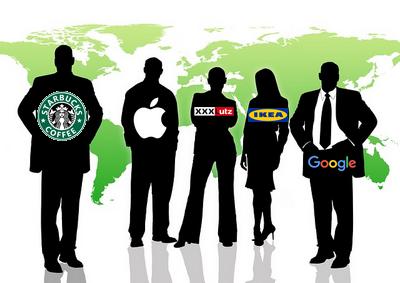 Konzerne als Schattenpersonen